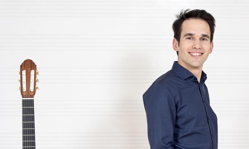 Antun Iveković, prof., gitara