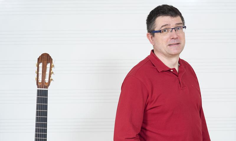 Nenad Pintarić, prof., gitara