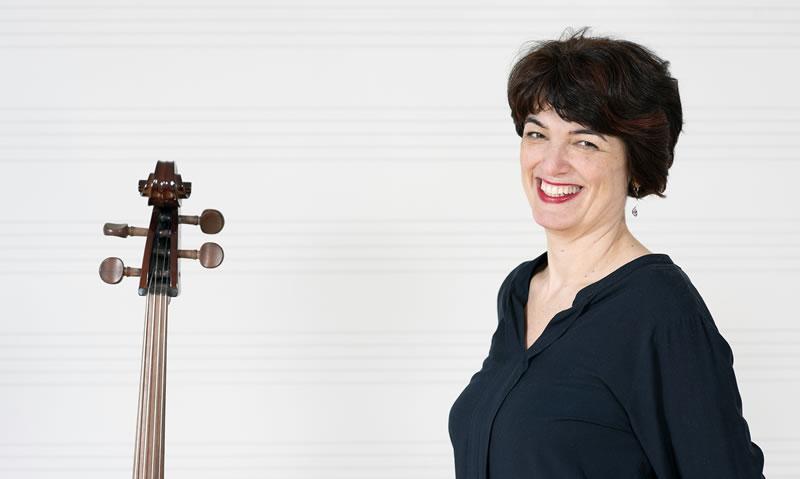 Vanda Palčić, prof., violončelo