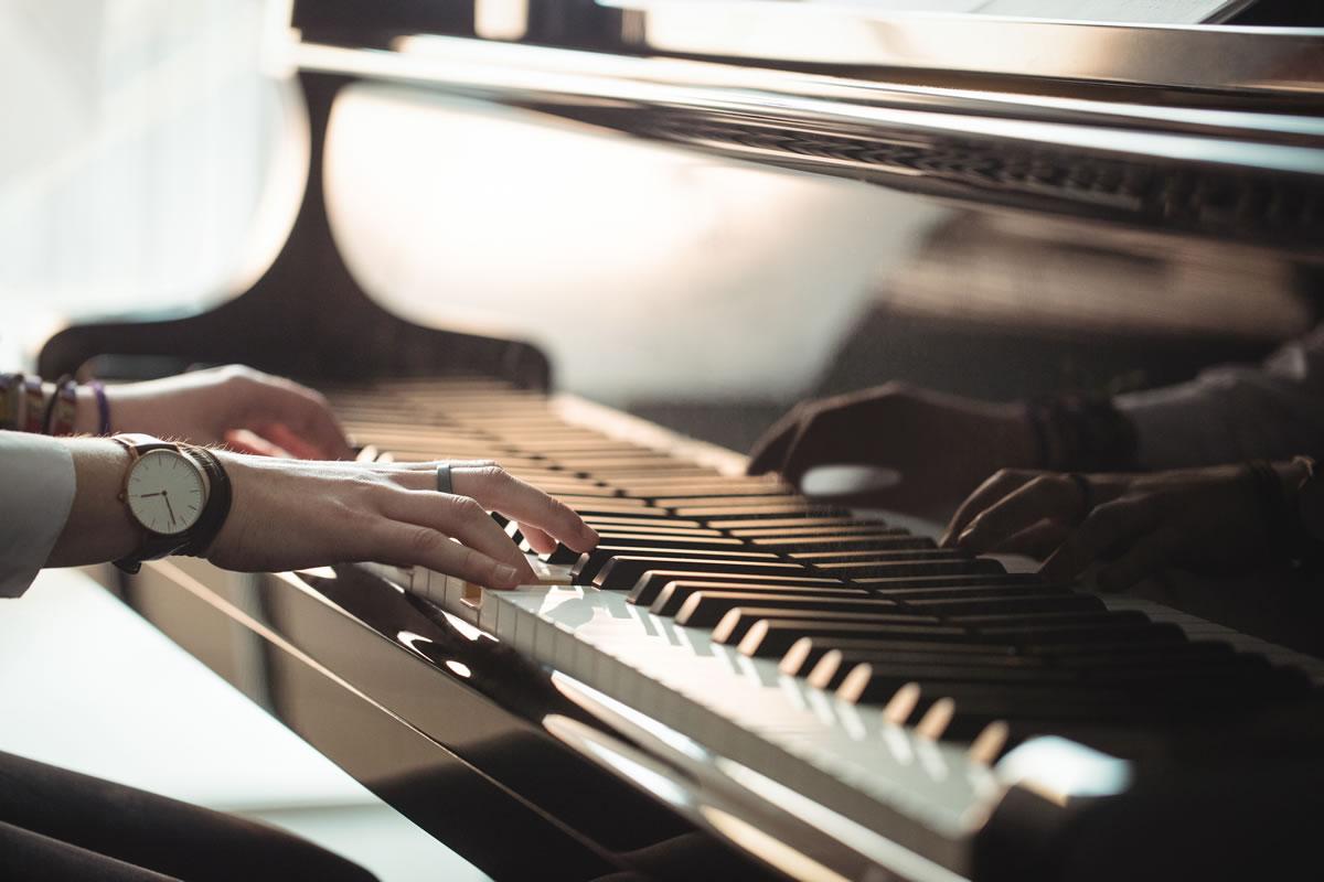 1. natjecanje klavirskog odjela