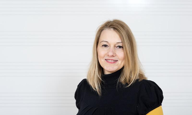 Lahorka Vidmar, prof., solfeggio i zbor – pročelnica odjela