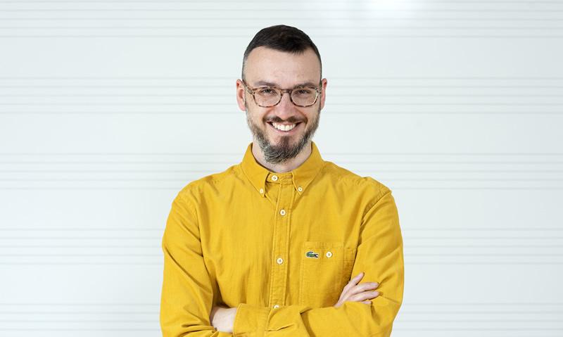 Tomislav Margeta, prof. mentor, klavir